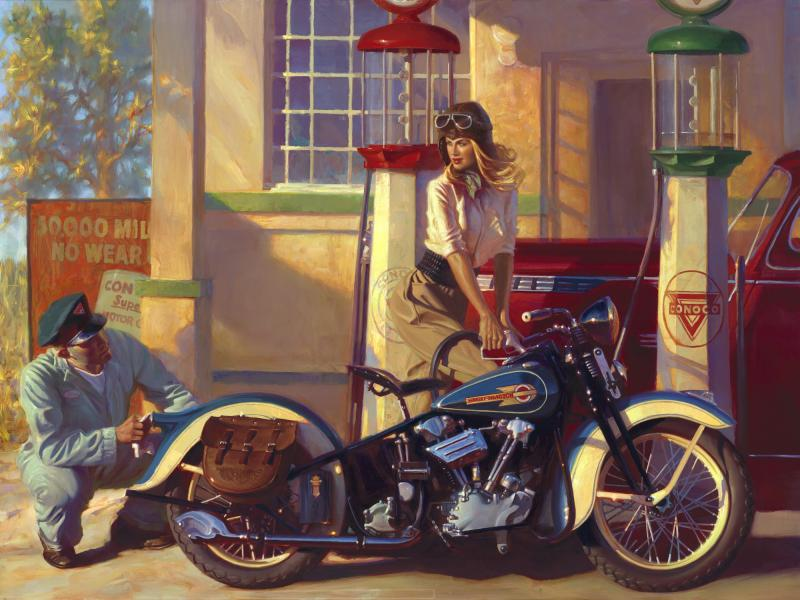 Quot Gloria Quot Limited Editions The Women Of Harley