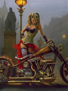 Steampunk Seduction